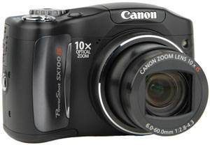Product Image - Canon PowerShot SX100 IS