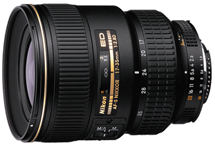 Product Image - Nikon AF-S Zoom-Nikkor 17-35mm f/2.8D IF-ED