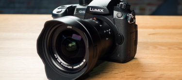Panasonic lumix gh5 hero