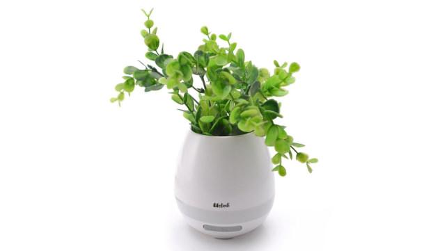 Planter speaker