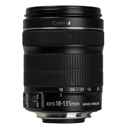 Product Image - Canon EF-S 18-135mm f/3.5-5.6 IS STM