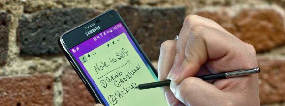 Samsung galaxy note 4 review hero