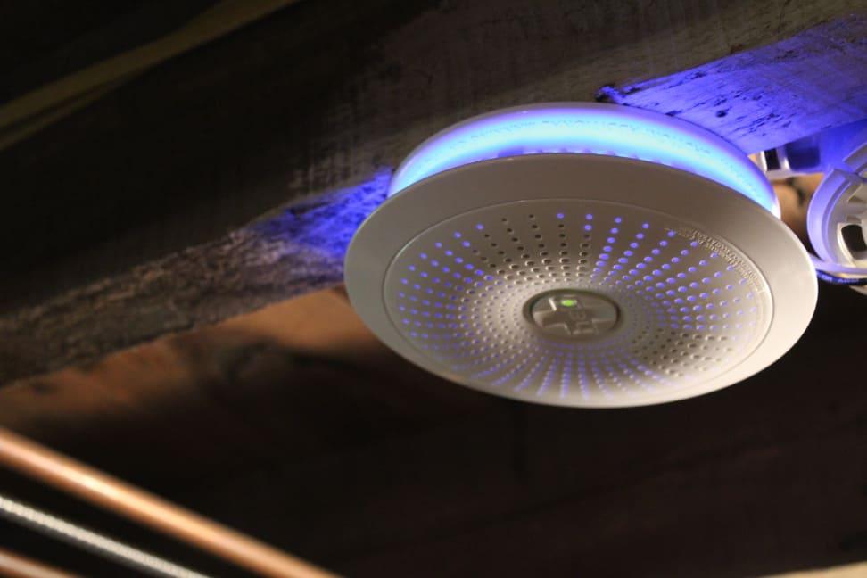 Halo+ Smart Smoke and CO Alarm