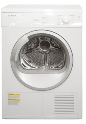 Bosch Dryer bosch axxis wtv76100us stackable electric vented dryer - reviewed