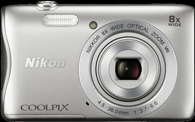 Product Image - Nikon Coolpix S3700