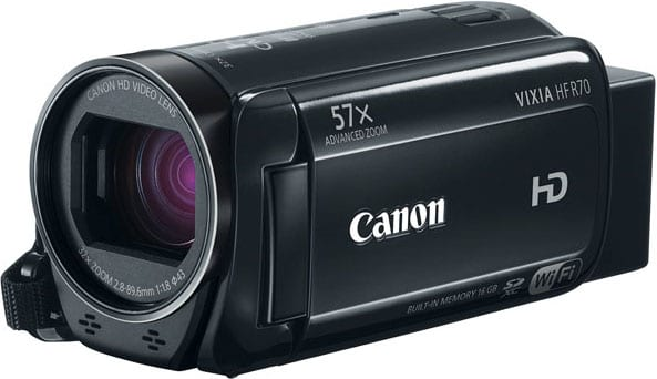 Product Image - Canon Vixia HF R70