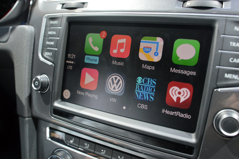 oppskrift p wireless apple carplay. Black Bedroom Furniture Sets. Home Design Ideas