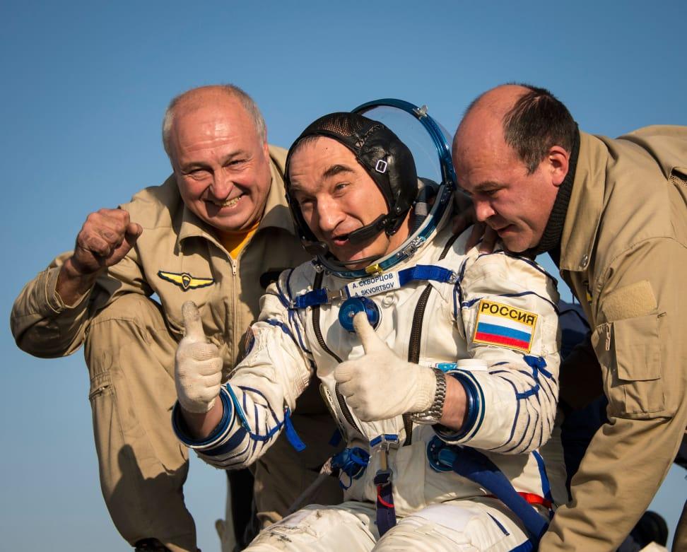 Thumbs Up From Soyuz Commander.jpg