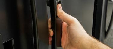 Lg lfxs28566m door button