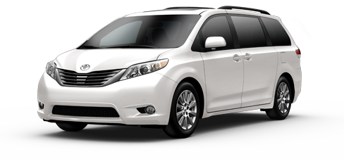 Product Image - 2013 Toyota Sienna Limited