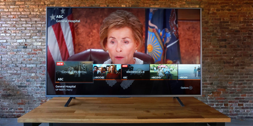 Westinghouse Amazon Fire TV OTA Programming