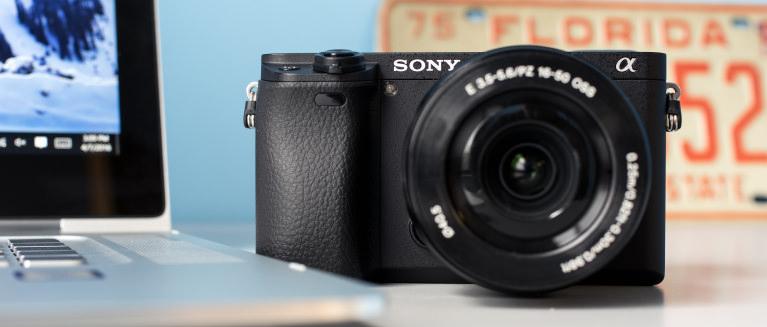 Sony alpha a6300 hero