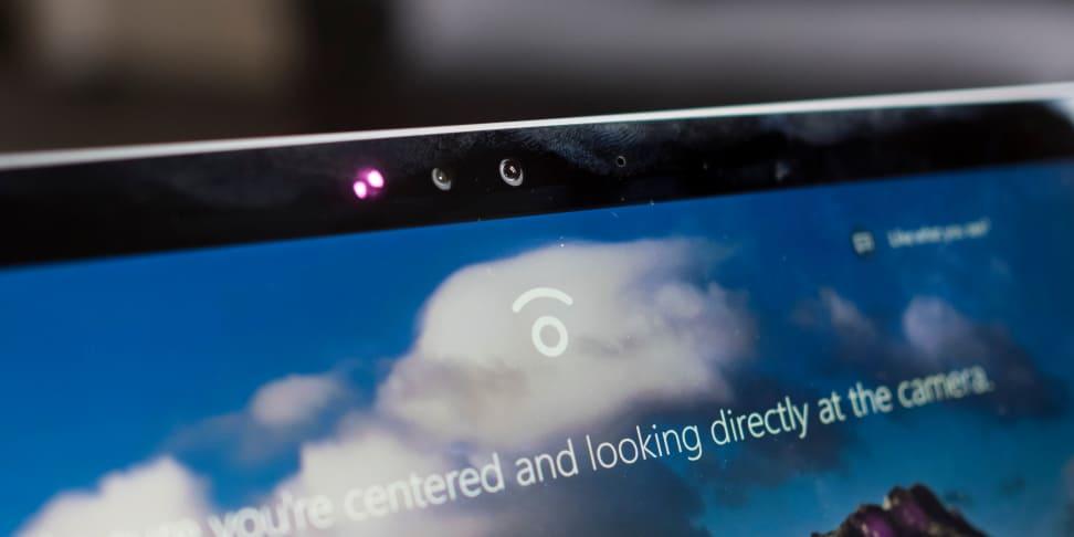 Microsoft Surface Pro 4 Windows Hello