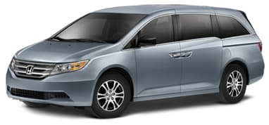 Product Image - 2012 Honda Odyssey EX