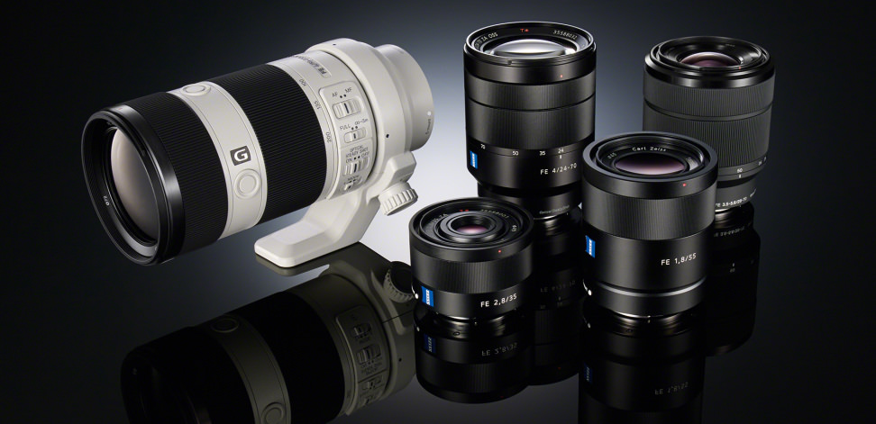 Sony FE Lenses