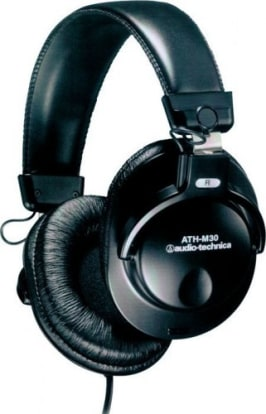 Product Image - Audio-Technica ATH-M30