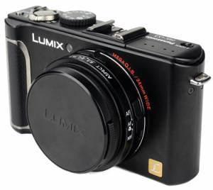 Product Image - Panasonic Lumix DMC-LX3