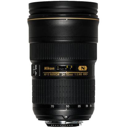 Product Image - Nikon AF-S Nikkor 24-70mm f/2.8G ED