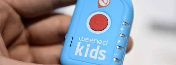 Weenect kids hero