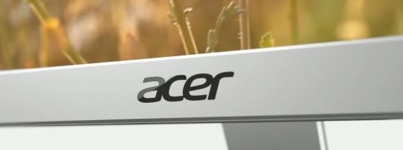 Acer monitor hero