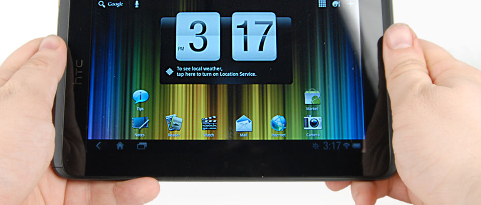 Product Image - HTC EVO View 4G