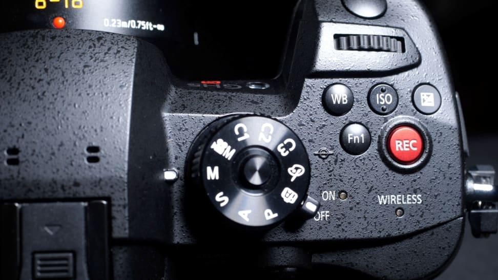 GH5s Controls