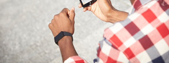 Withings pulseo2 street black android