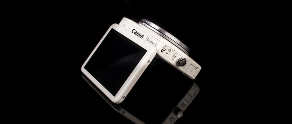 Product Image - Canon PowerShot N