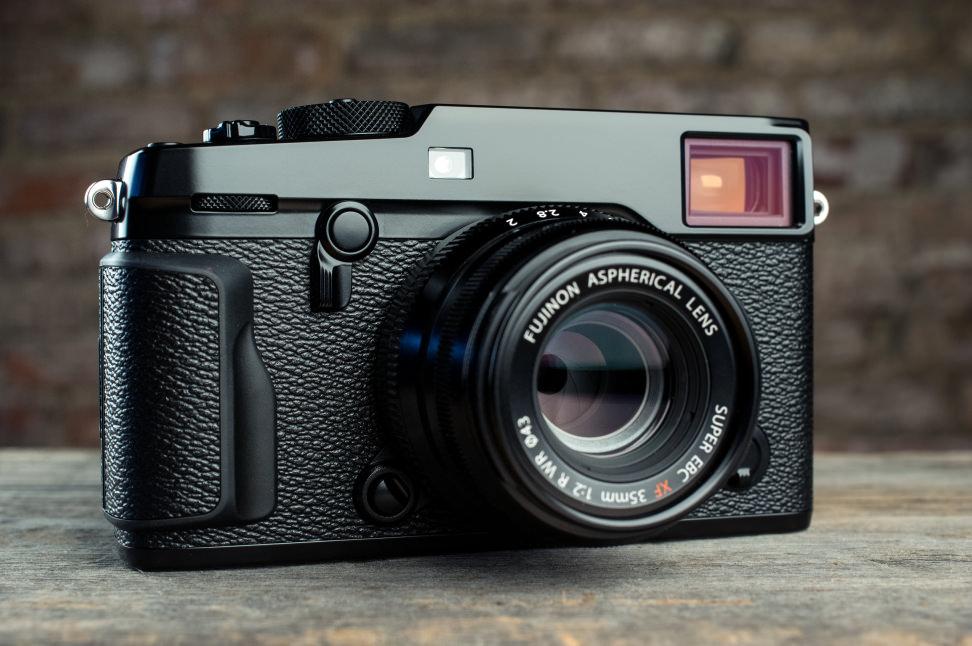 Fujifilm X-Pro2 Design Front