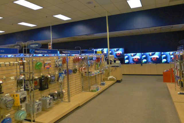 Sears Interior