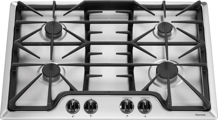 thermador dacor 6 burner gas cooktop