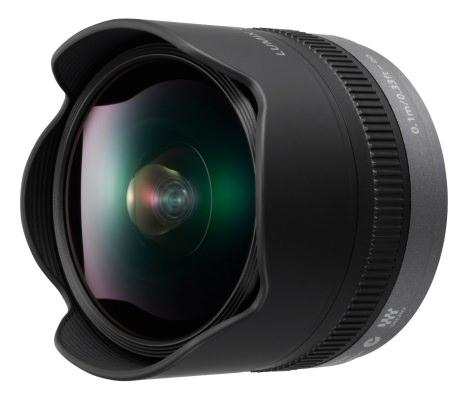 Product Image - Panasonic Lumix G Fisheye 8mm f/3.5 Lens