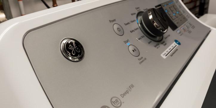 ge top loading washing machine reviews