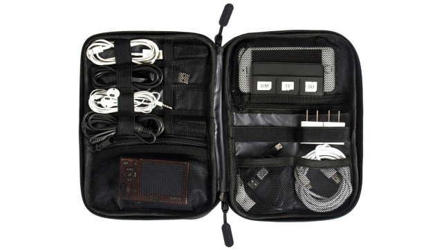 BAGSMART Travel Cable Organizer