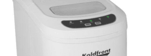 Koldfront compact ice maker