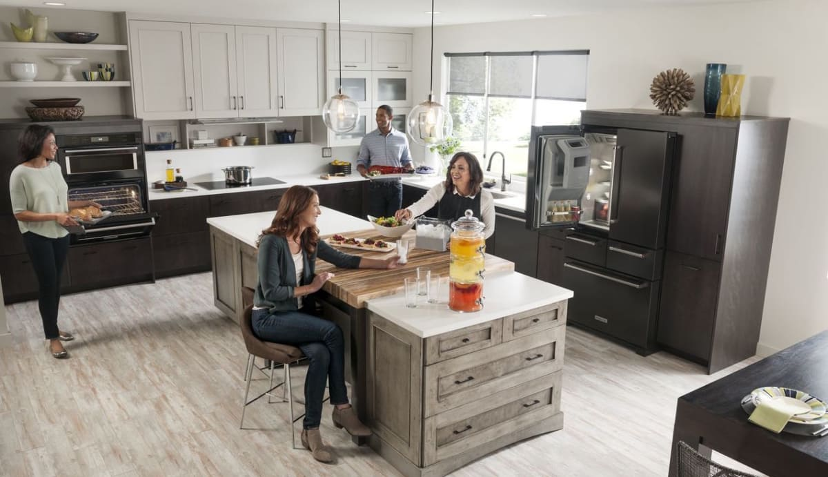 Could This New Kitchen Finish Replace Stainless Steel