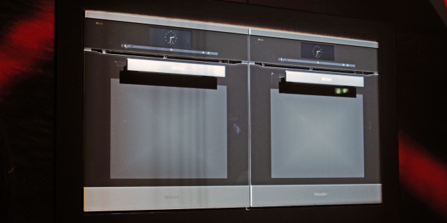 The Miele Dialog oven