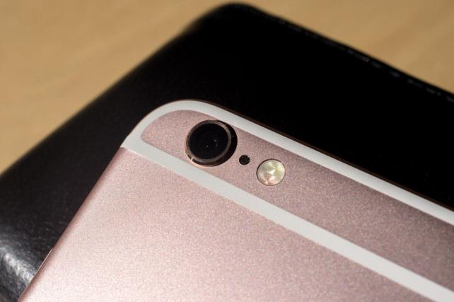 Apple iPhone 6s Rear Camera
