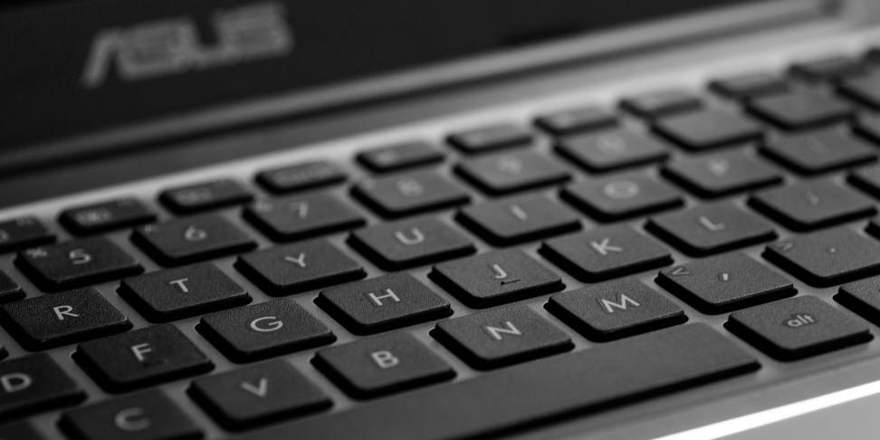 Asus VivoBook E403SA Keyboard