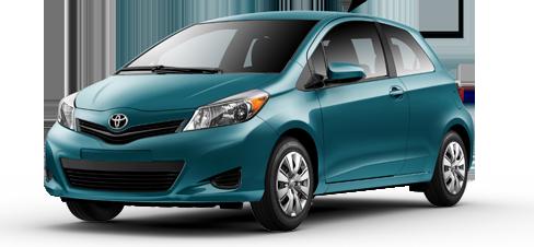 Product Image - 2013 Toyota Yaris 3-Door LE