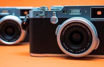 Fujifilm x100f hero