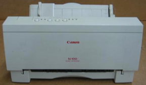 Product Image - Canon BJ-100