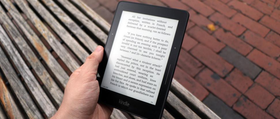 Product Image - Amazon Kindle Voyage