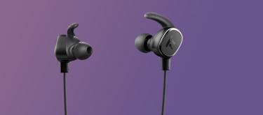 Taotronics wireless bluetooth headphones deal hero