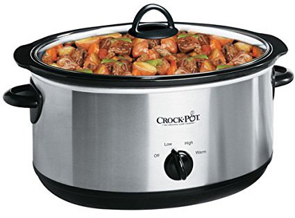 Crock-Pot 7-Quart Slow Cooker