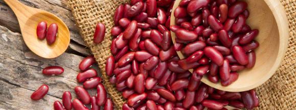 Kidney bean hero