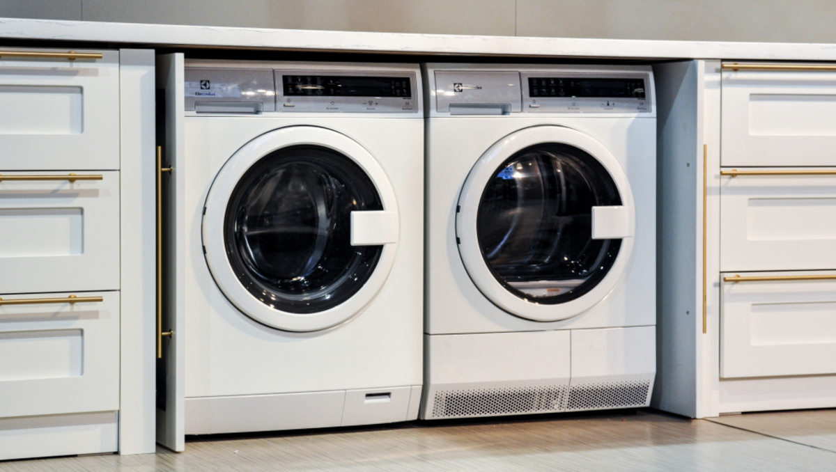 everything you need to know about ventless dryers in reviewedcom laundry