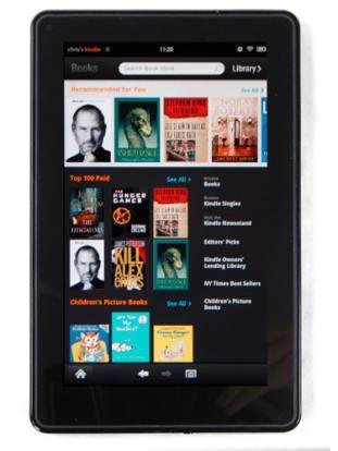 Product Image - Amazon Kindle Fire