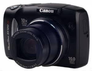 Product Image - Canon  PowerShot SX120 IS