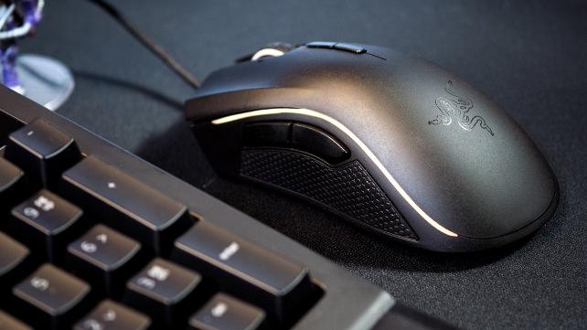 Razer Mamba Tournament Gaming Mouse